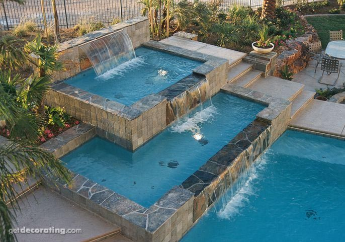 17 best images about swimming pool design ideas on for Pool spa patio show las vegas