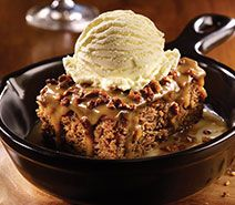 Tennessee Whiskey Cake - TGI Fridays in Ann Arbor, MI www.mrdelivery.com