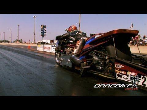 Korry Hogan's Fastest Top Fuel Drag Bike Videos