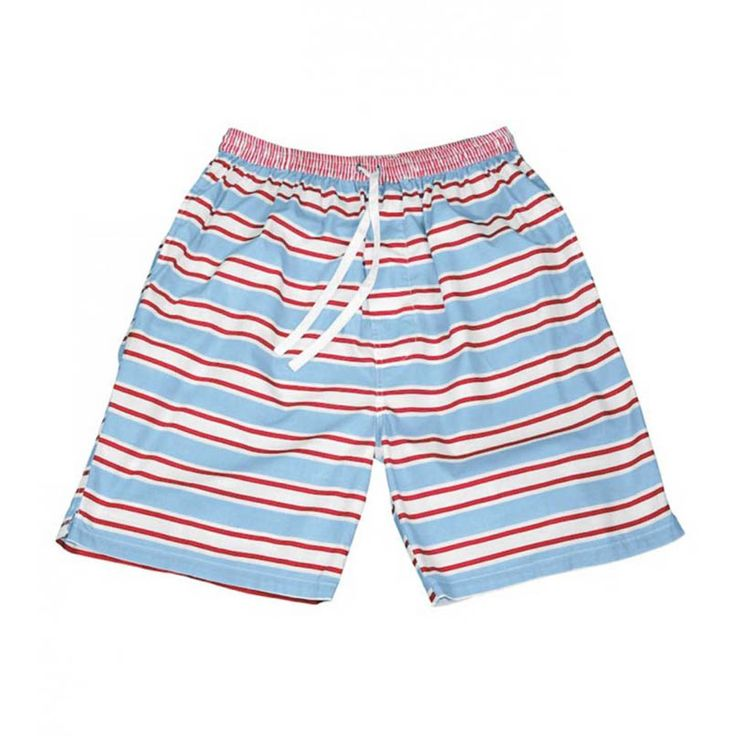 The bastard lovechild of a pair of Aussie boardies and Frank Sinatra's pyjamas, these crisp cotton sleep shorts from Sant and Abel are made for hot summer nights and lazy mango mornings.  http://sorrythanksiloveyou.com/products/view/dirty-harry-sleep-shorts-sant-and-abel
