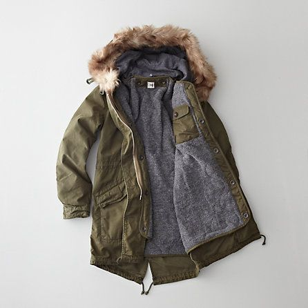 Best 25  Military parka ideas on Pinterest | Fall jackets, Parka ...