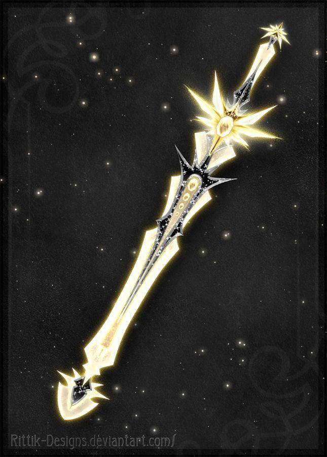 """Elnora """"Nonie"""" Maynard De8240bd10da9f85fd947cda9b96c8c1--fantasy-weapons-the-star"""