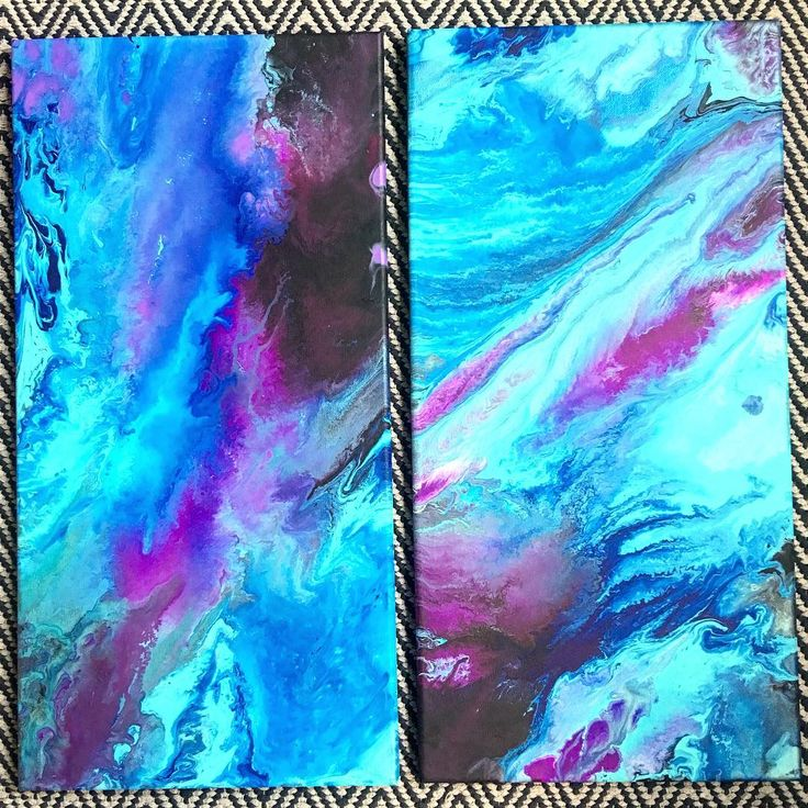New fluidity acrylic painting love making these will for How to make fluid acrylic paint