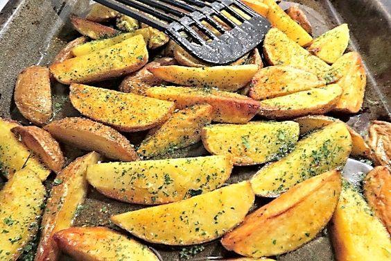 Americké brambory z trouby