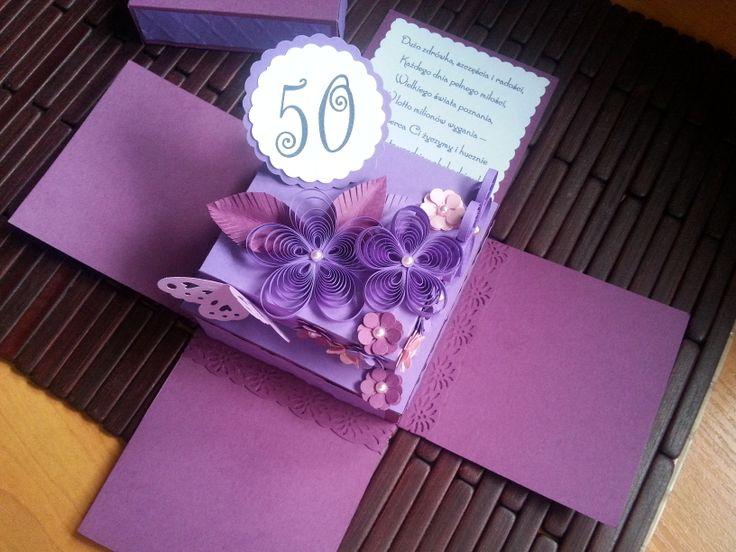 inside the purple box