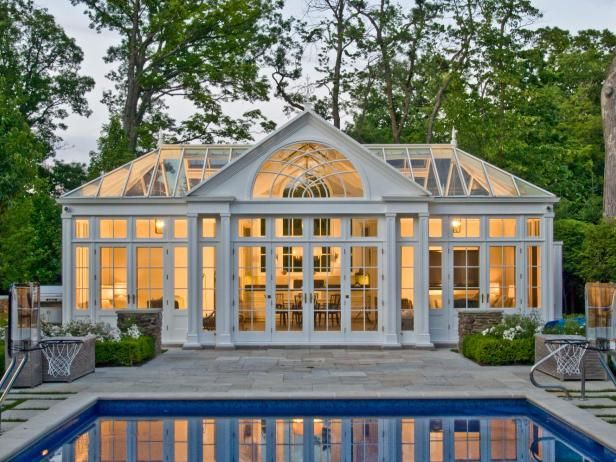 Looking For An Alternative To A Pool House Or Outdoor