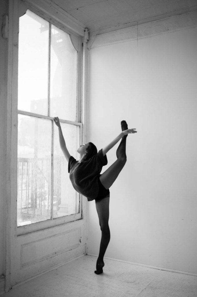 Stephanie Williiams, American Ballet Theatre. Photograph (c) Karolina Kuras
