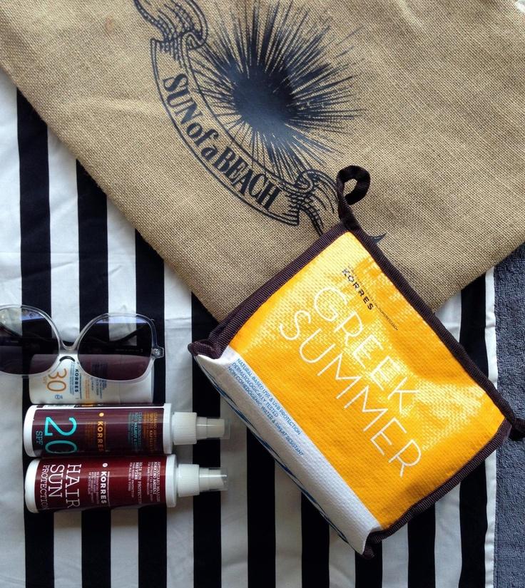 Korres Summer | style inspired | Pinterest