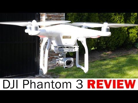 DJI Phantom 3 Professional Review - Is It The Perfect Drone? - YouTube