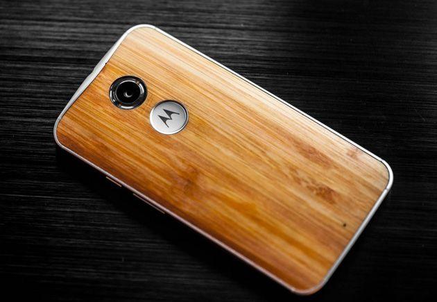 Motorola Moto X (2 gen.) – piękna i piekielnie szybka