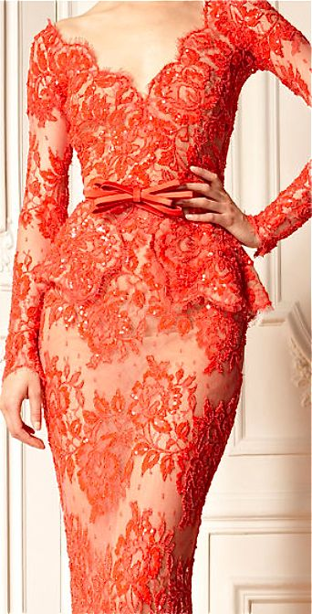 Gorgeous lace peplum gown!! :: Vintage Fashion:: Lace gown:: Old Hollywood