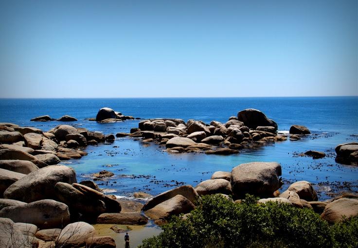 Boulders Beach, Cape Town.