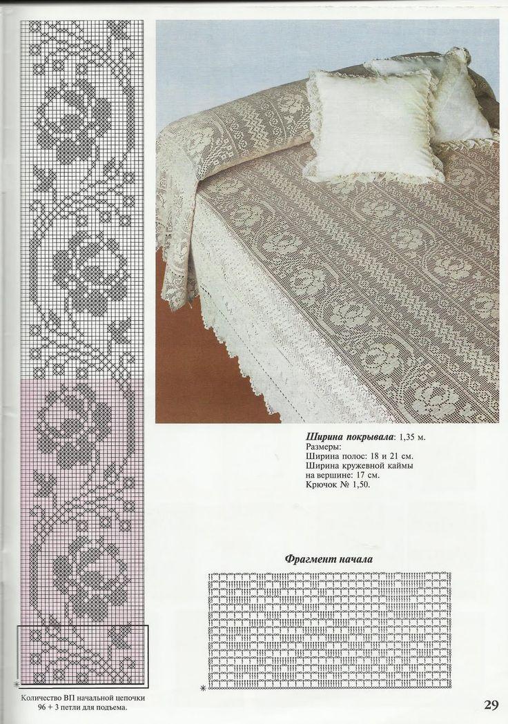 http://szydelkomania.blogspot.mx/search/label/Narzuta%20na%20%C5%82%C3%B3%C5%BCko