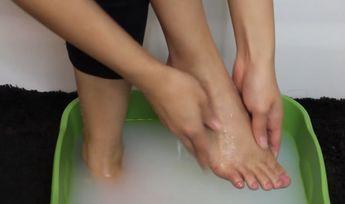 Last van eelt op je voeten? Als je DIT doet heb je er nooit meer last van!