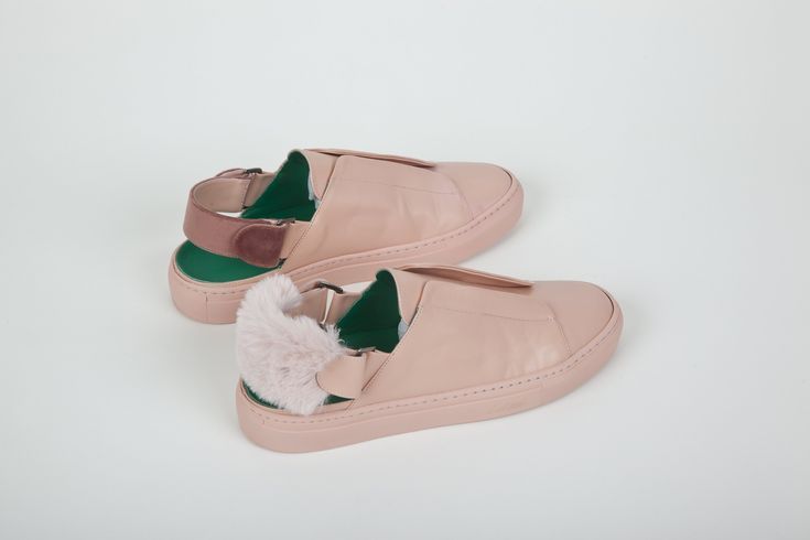 Peach Boulevard  Lutreet  shoes women sneakers fashion outfit minimal peach pink girl beach sand boulevard edition venice beach young style blogger exclusive designer salmon girly
