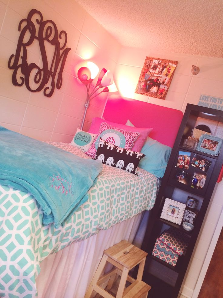 224 best dorm ideas images on pinterest - College dorm room ideas examples ...