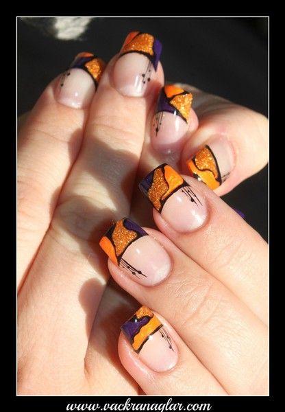 Färg gele - Vackra naglar för dig