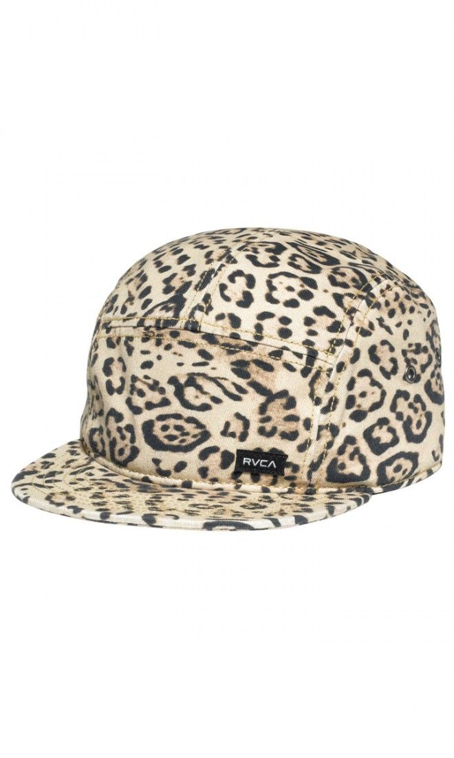 The High Fiver Five Panel by RVCA