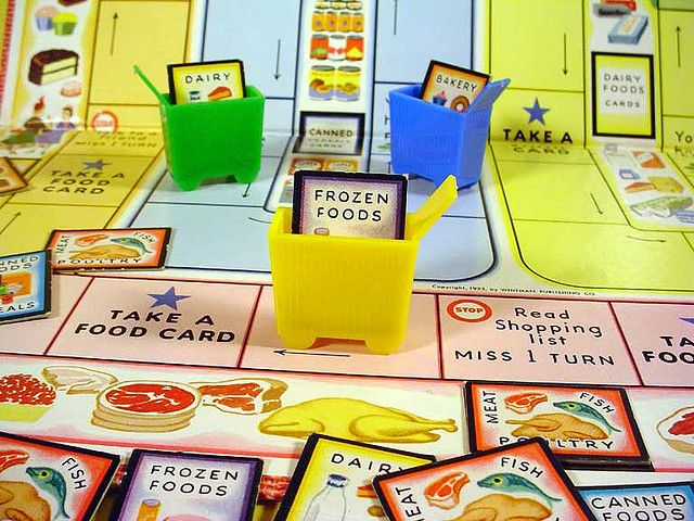 24 best images about Supermarket board game ideas on Pinterest ...