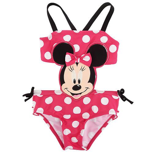 "Disney Girls' Minnie Mouse One Piece Bathing Suit - Infant - Babies R Us - Babies ""R"" Us"