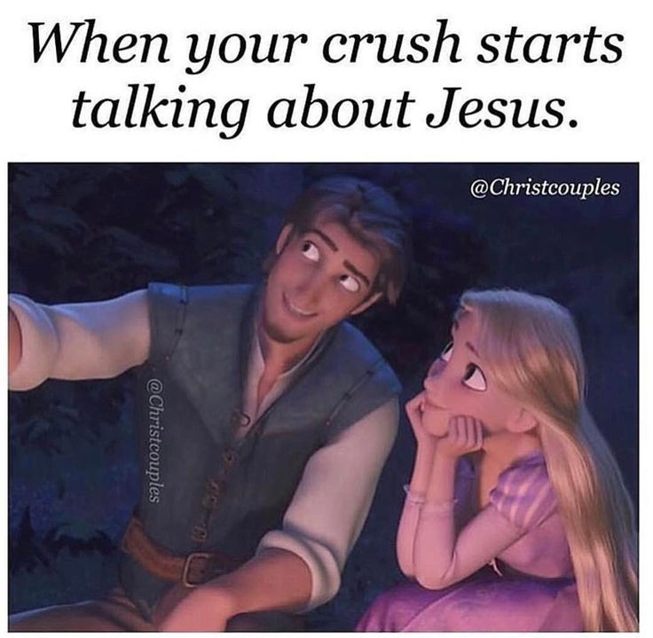 We've got your 7 signs you've found a godly guy as told by memes and they couldn't be funnier! Thank us later. 1. He keeps it pure. 2. He's a worshiper at heart. 3. He's faithful not only to you but to the Lord. 4. He sharpens you in your faith. 5. You're evenly yoked. 6. Obviously. 7. He's willing to wait for you...