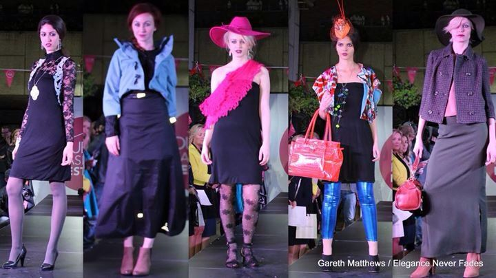 Office wear, accessories  styles from Dff fashion show styled by the design house