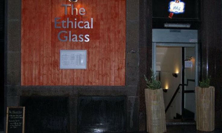 The Ethical Glass, North John Street, Liverpool