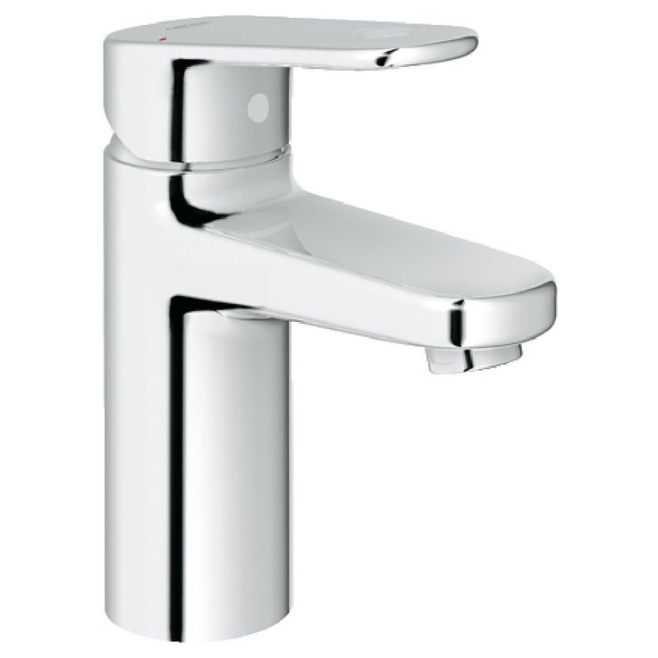 GROHE Europlus Single Hole Low Arc Bathroom Faucet