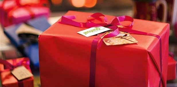 Da oggi è possibile acquistare i prodotti jenuini in una meravigliosa cesta fatta su misura per Natale.