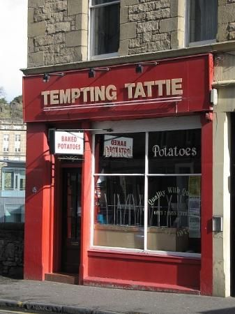 all about tatties