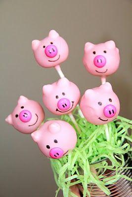 Dip, Sprinkle, Pop!: Piggy Pops