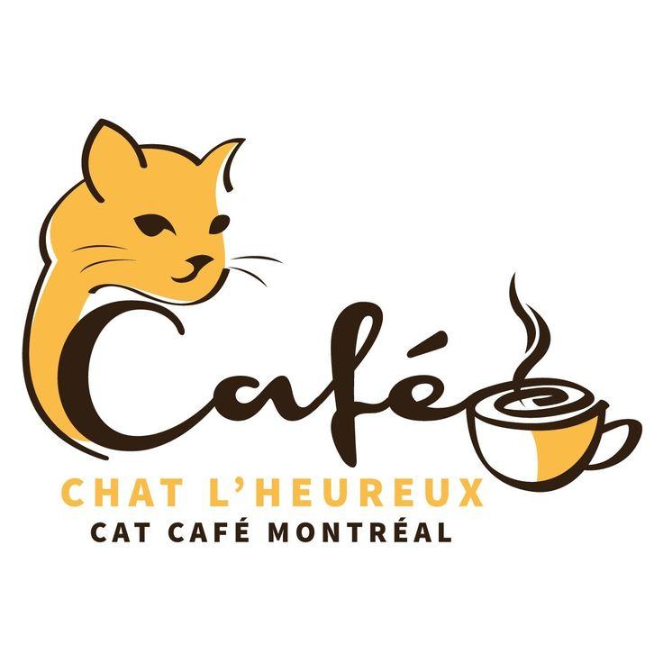 Café Chat L'Heureux - Happy Cat Cafe Montreal