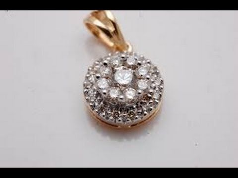Diamond Pendants - Diamond Gold Pendants Designs
