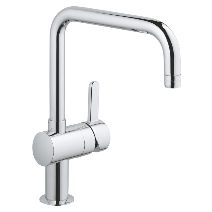 Grohe FLAIR Chrome Kitchen Monobloc Tap | Departments | DIY at B&Q