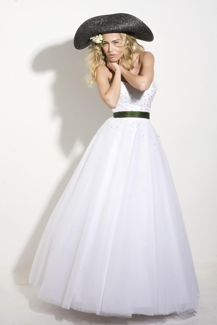 model: Renata Langmannová, Miss Czech Republic 2006