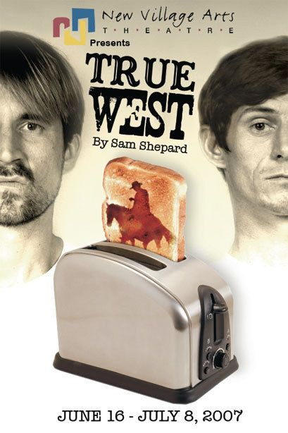 """an analysis of true west by sam shepard Sam shepard's yin-yang depiction of battling brothers austin and  star in the  gloucester stage company production of """"true west  but that sort of reductive  interpretation only skims the surface of a great play, which this is."""