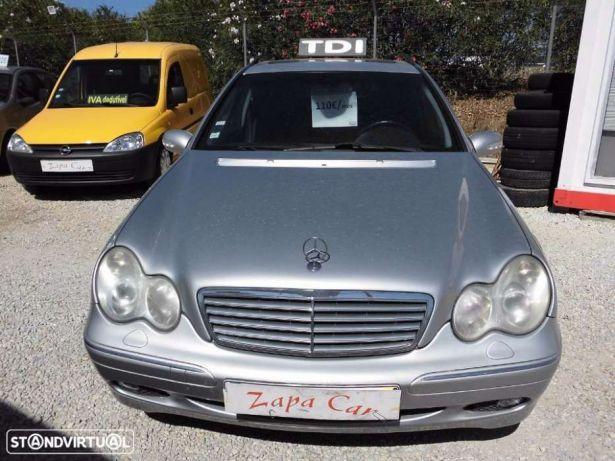 Mercedes-Benz C 270 2.7CDI Elegance preços usados