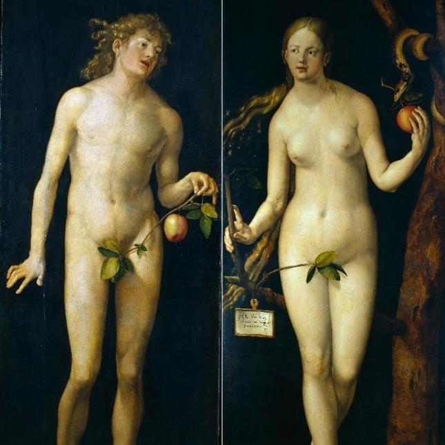 Adán y Eva (Albrecht Durer)