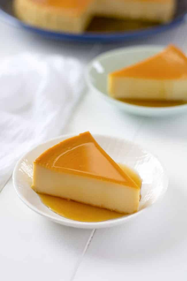 373 best latin america the caribbean images on pinterest puerto rican flan de queso cheeseflan yum a cheesecake baked custard dessert with caramel sauce thats not too sweet thanks to cream cheese forumfinder Image collections