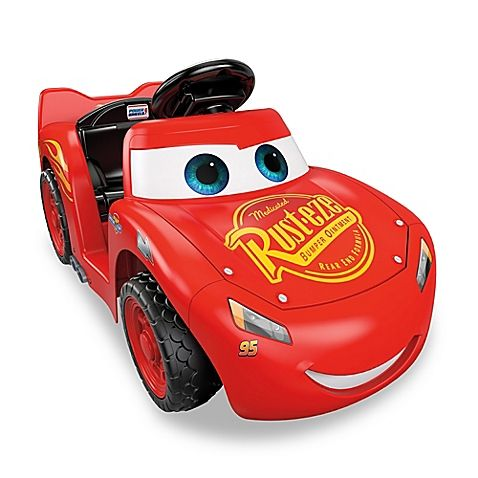 Fisher-Price® Power Wheels® Lightning McQueen