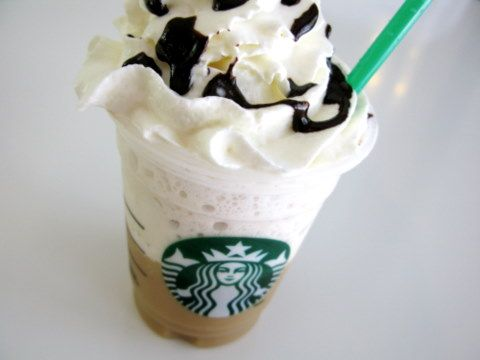 Make your own Frappuccino for $.32 cents...a glass...not over $4.00...recipe with secret ingredient too.