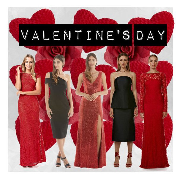 """""""Valentine's Day"""" by swishclothing-official on Polyvore featuring Pier 1 Imports, Accessorize, women's clothing, women, female, woman, misses and juniors"""