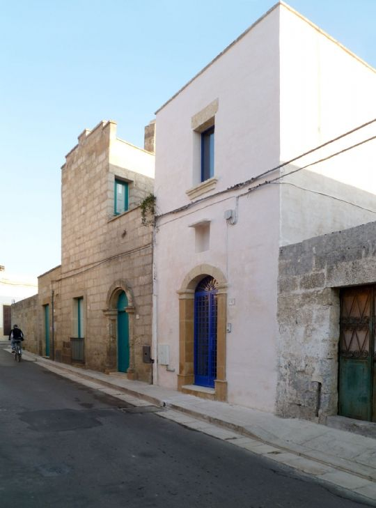 HOUSES IN SALENTO