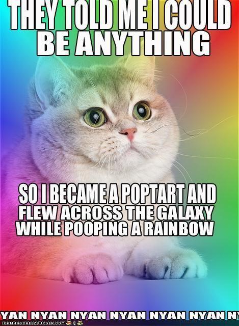 The origins of Nyan Cat!
