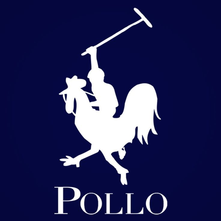 """Not POLO but """"POLLO"""" (Chicken in Spanish) Funny T-SHIRT only $18 at http://www.DonkeyTees.com. Get 15% off by using code: PINNING #spanishmemes"""