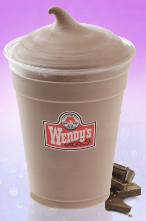 The world famous Wendy's Frost is Gluten Free! # glutenfree via Wendy's Gluten Free Menu at Gluten Free Guide HQ
