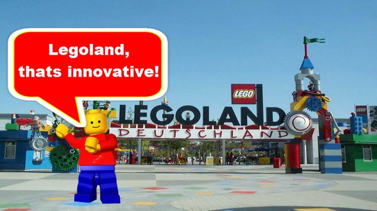 Lego - The Building Blocks of Small Business Innovation.