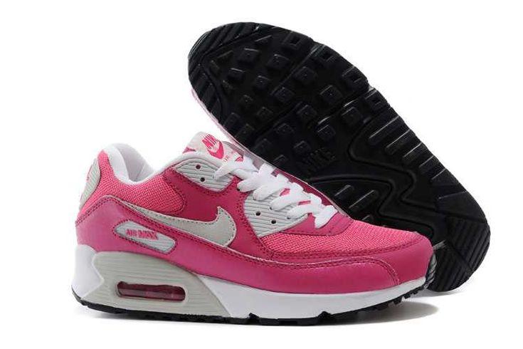 https://www.sportskorbilligt.se/  1767 : Nike Air Max 90 Dam Rosa Rosa Vit SE760706IelGtbTnD