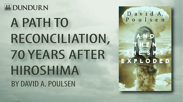 Author David A. Poulsen on the blog