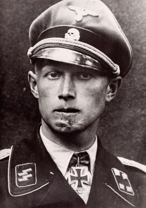 Knight's Cross winner SS-Sturmbannführer Christian Tychsen won the award in March 1943 while commanding II. Abteilung, SS-Panzer-Regiment 2 of the 'Das Reich' Division and in October that year received the Oak Leaves to the Knight's Cross. Wounded at least nine times, he was killed-in-action in Normandy while deputy divisional CO during July 1944.